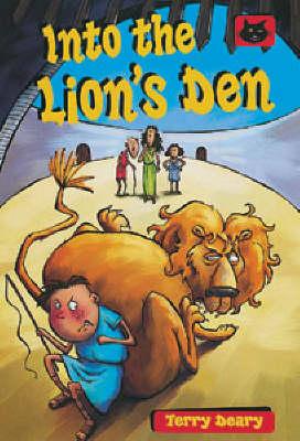 Into the Lion's Den - Black Cats (Paperback)