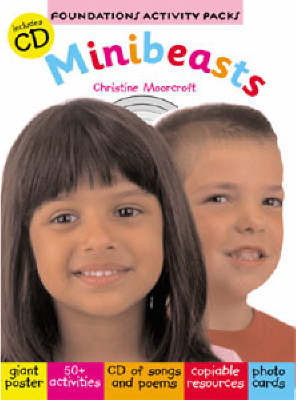 Minibeasts - Foundations (Paperback)