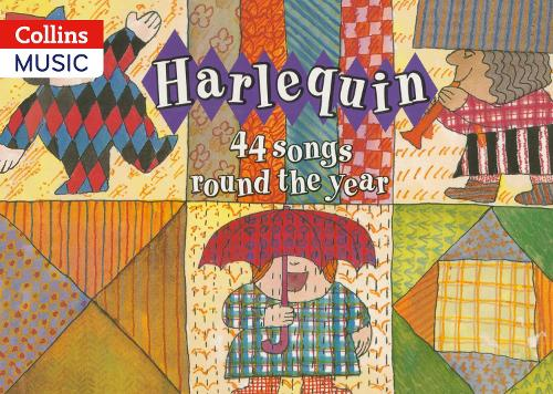 Harlequin (Book + CD): 44 Songs Round the Year - Songbooks