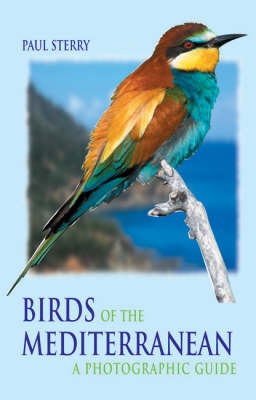 Birds of the Mediterranean: A Photographic Guide - Helm Field Guides (Paperback)