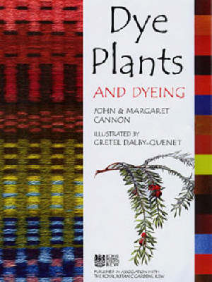 Dye Plants and Dyeing (Paperback)