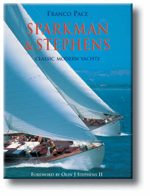 Sparkman and Stephens: Giants of Classic Yacht Design (Hardback)