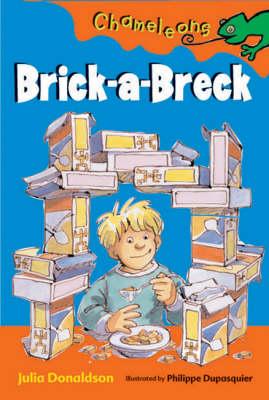 Brick-a-Breck - Chameleons (Paperback)
