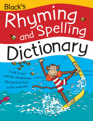 Black's Rhyming and Spelling Dictionary (Paperback)