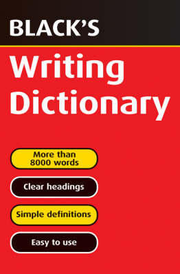Black's Writing Dictionary (Paperback)