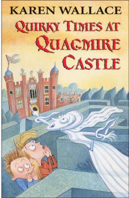Quirky Times at Quagmire Castle - Black Cats (Paperback)