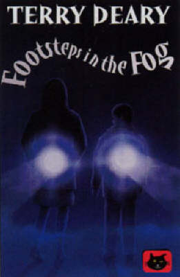 Footsteps in the Fog - Black Cats (Paperback)