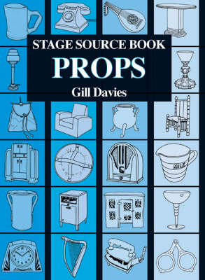 Stage Source Book: Props - Backstage (Paperback)