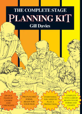 The Complete Stage Planning Kit - Backstage (Hardback)