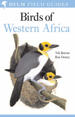 Field Guide to the Birds of Western Africa - Helm Field Guides (Paperback)