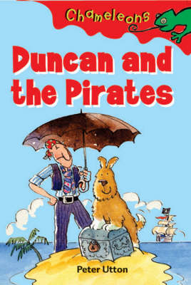Duncan and the Pirates - Chameleons (Paperback)