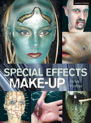Special Effects Make-up: For Film and Theatre - Backstage (Paperback)