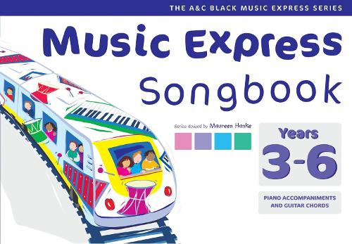 Music Express Songbook Years 3-6: All the Songs from Music Express: Year 3-6 - Music Express (Paperback)