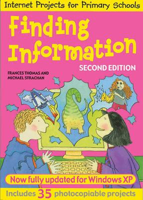 Finding Information - Internet Projects (Paperback)