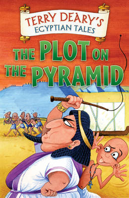 The Plot on the Pyramid - Egyptian Tales (Paperback)