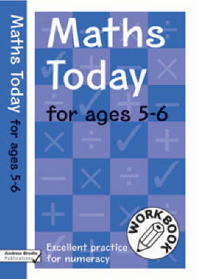 Maths Today for Ages 5-6 - Maths Today S. (Paperback)