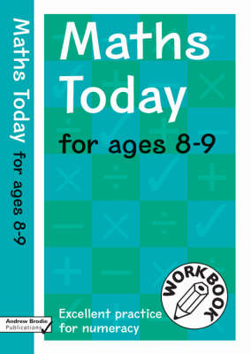 Maths Today for Ages 8-9: Workbook - Maths Today (Paperback)