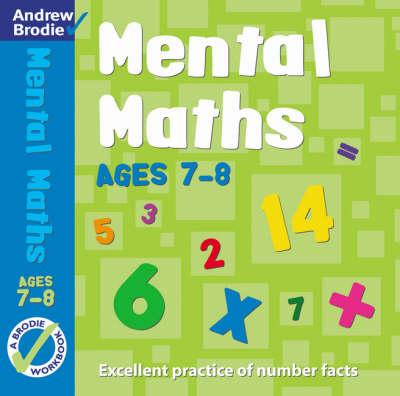 Mental Maths for Ages 7-8 - Mental Maths (Paperback)