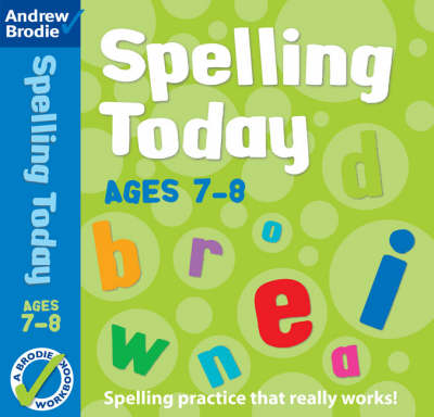 Spelling Today for Ages 7-8 - Spelling Today (Paperback)
