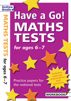 Have a Go Maths Tests for Ages 6-7 - Have a Go Maths Tests (Paperback)