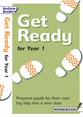 Get Ready for Year 1 - Get Ready (Paperback)