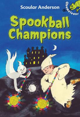 Spookball Champions - Chameleons (Paperback)