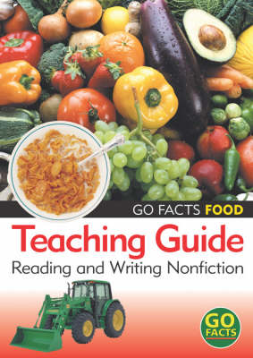 Food Teaching Guide - Go Facts (Paperback)