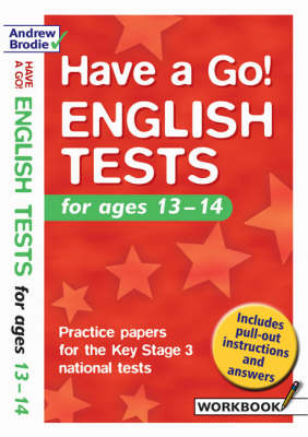Have a Go English Tests: For Ages 13-14 - Have a Go English Tests (Paperback)