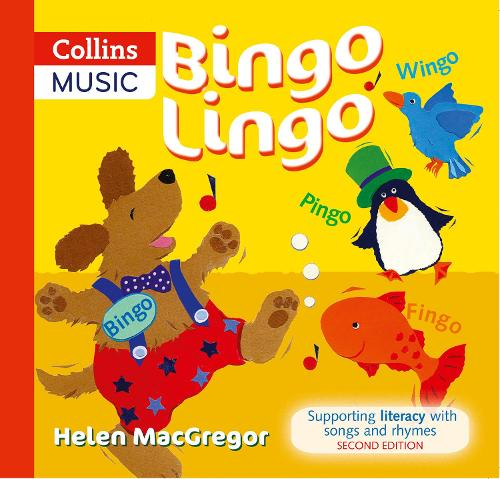 Bingo Lingo: Supporting Literacy with Songs and Rhymes - Songbooks (Paperback)