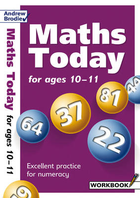 Maths Today for Ages 10-11 - Maths Today (Paperback)
