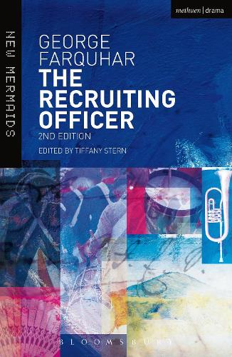 The Recruiting Officer - New Mermaids (Paperback)