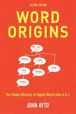 Word Origins: The Hidden Histories of English Words from A to Z (Paperback)