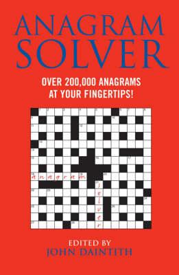 Anagram Solver (Paperback)
