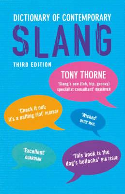 Dictionary of Contemporary Slang (Paperback)
