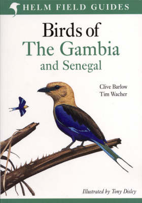 Birds of the Gambia and Senegal - Helm Field Guides (Paperback)