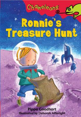 Ronnie's Treasure Hunt - Chameleons (Paperback)