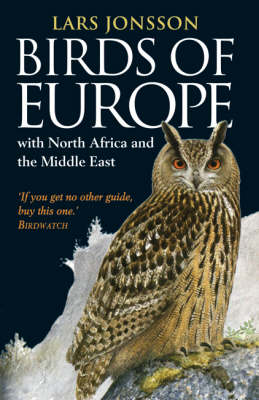 Birds of Europe: with North Africa and the Middle East - Helm Field Guides (Paperback)