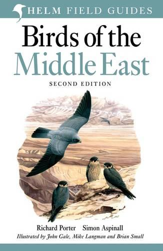Birds of the Middle East - Helm Field Guides (Paperback)