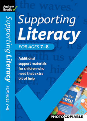 Supporting Literacy For Ages 7-8 - Supporting Literacy (Paperback)