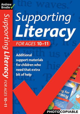 Supporting Literacy For Ages 10-11 - Supporting Literacy (Paperback)