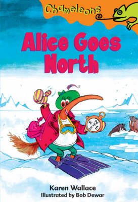 Alice Goes North - Chameleons (Paperback)
