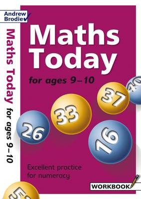 Maths Today for Ages 9-10 - Maths Today (Paperback)