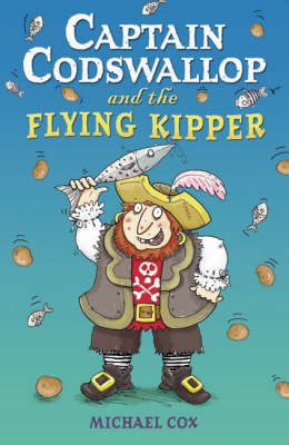 Captain Codswallop and the Flying Kipper - Black Cats (Paperback)