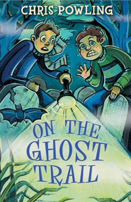 On the Ghost Trail - White Wolves: Adventure Stories (Paperback)