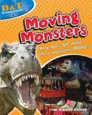 Moving Monsters - D&T Workshop (Paperback)