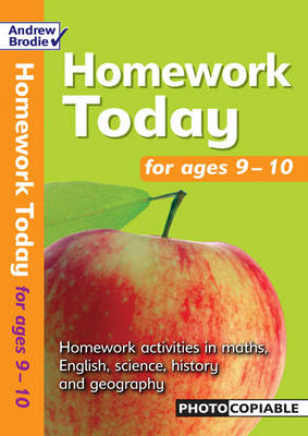 Homework Today for Ages 9-10 - Homework Today (Paperback)