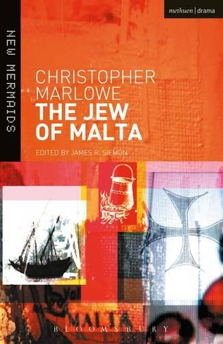 The Jew of Malta - New Mermaids (Paperback)