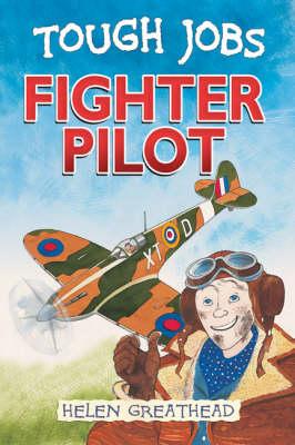 Fighter Pilot - Tough Jobs (Paperback)
