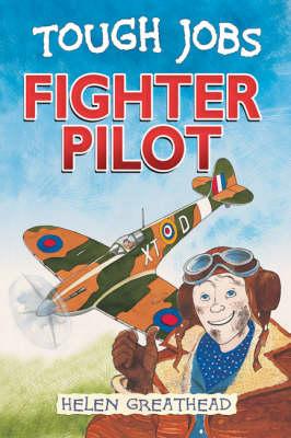 Fighter Pilot - Tough Jobs (Hardback)