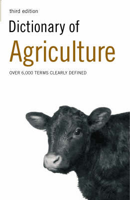 Dictionary of Agriculture (Paperback)